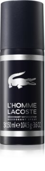Lacoste L'Homme Lacoste Deo Spray voor Mannen 150 ml