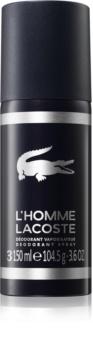 Lacoste L'Homme Lacoste deodorant Spray para homens 150 ml