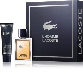 Lacoste L'Homme Lacoste Gift Set I.