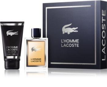 Lacoste L'Homme Lacoste dárková sada II.