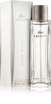 Lacoste Pour Femme Eau de Parfum voor Vrouwen  90 ml