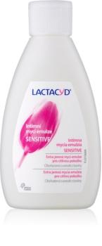 Lactacyd Sensitive емульсія для інтимної гігієни