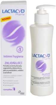 Lactacyd Pharma emulsão apaziguadora para higiene íntima