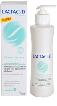 Lactacyd Pharma emulsión para la higiene íntima