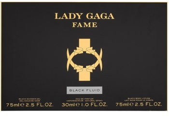 Lady Gaga Fame dárková sada