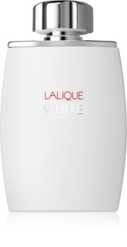 Lalique White eau de toilette férfiaknak 125 ml
