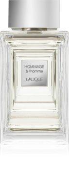 Lalique Hommage À L'Homme Eau de Toilette für Herren 50 ml