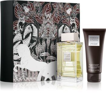 Lalique Hommage À L'Homme Gift Set II.