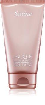Lalique Satine gel za prhanje za ženske 150 ml