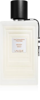 lalique les compositions parfumees - woody gold