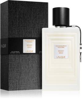 Lalique Woody Gold eau de parfum unisex 100 ml