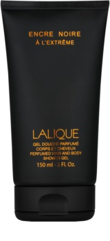 Lalique Encre Noire À L'Extrême sprchový gel pro muže 150 ml