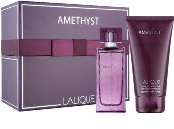 Lalique Amethyst coffret cadeau V.