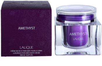 Lalique Amethyst Body Cream for Women 200 ml