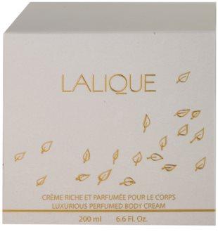 Lalique Lalique telový krém pre ženy 200 ml