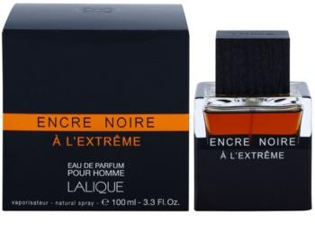 Lalique Encre Noire AL´Extreme parfémovaná voda pro muže 100 ml