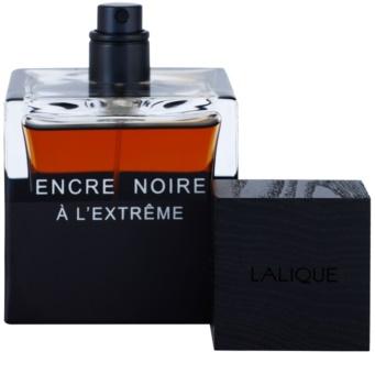 Lalique Encre Noire À L'Extrême Eau de Parfum voor Mannen 100 ml