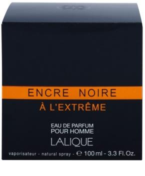 Lalique Encre Noire À L'Extrême eau de parfum pour homme 100 ml