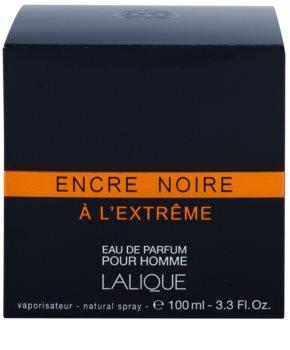 Lalique Encre Noire À L'Extrême Parfumovaná voda pre mužov 100 ml