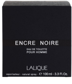 Lalique Encre Noire for Men Eau de Toilette for Men 100 ml