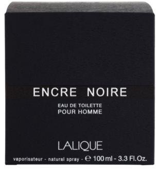 Lalique Encre Noire for Men Eau de Toilette para homens 100 ml