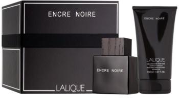 Lalique Encre Noire for Men coffret cadeau