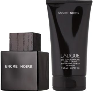 Lalique Encre Noire for Men dárková sada