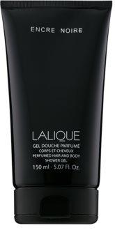 Lalique Encre Noire for Men Duschgel für Herren 150 ml