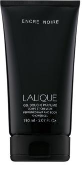 Lalique Encre Noire for Men sprchový gel pro muže 150 ml