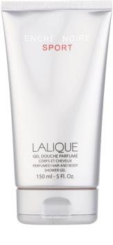 Lalique Encre Noire Sport Douchegel voor Mannen 150 ml