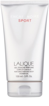 Lalique Encre Noire Sport Shower Gel for Men 150 ml