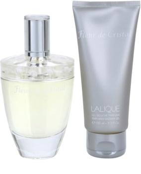 Lalique Fleur de Cristal darčeková sada II.