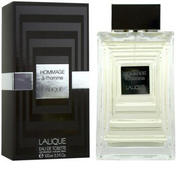 Lalique Hommage a L'Homme Eau de Toilette für Herren 100 ml