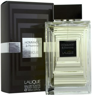 Lalique Hommage À L'Homme Eau de Toilette for Men 100 ml