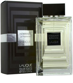 Lalique Hommage a L'Homme toaletna voda za moške 100 ml