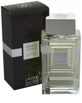 Lalique Hommage À L'Homme Eau de Toilette for Men 50 ml
