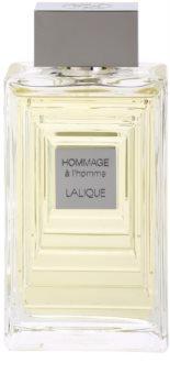 Lalique Hommage a L'Homme toaletní voda tester pro muže 100 ml