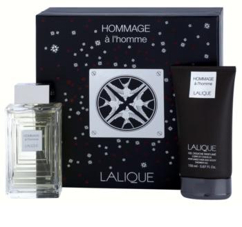 Lalique Hommage a L'Homme Gift Set I.