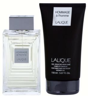 Lalique Hommage a L'Homme Geschenkset I.