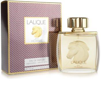 Lalique Pour Homme Equus eau de parfum férfiaknak 75 ml
