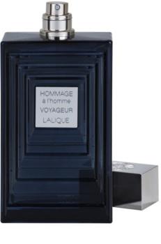 Lalique Hommage À L'Homme Voyageur Eau de Toilette voor Mannen 100 ml