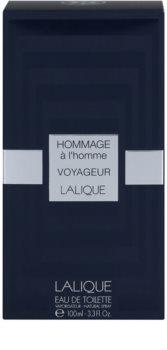 Lalique Hommage À L'Homme Voyageur Eau de Toilette for Men 100 ml
