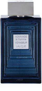 Lalique Hommage À L'Homme Voyageur toaletná voda tester pre mužov 100 ml