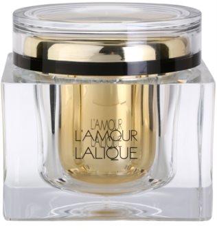 Lalique L'Amour tělový krém pro ženy 200 ml