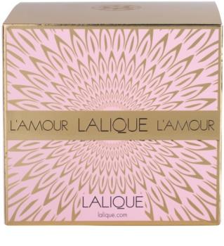 Lalique L´Amour tělový krém pro ženy 200 ml