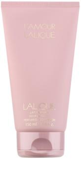 Lalique L'Amour tělové mléko pro ženy 150 ml