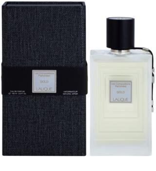Lalique Gold eau de parfum unisex 100 ml