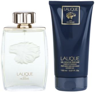 Lalique Pour Homme Lion Gift Set IV.