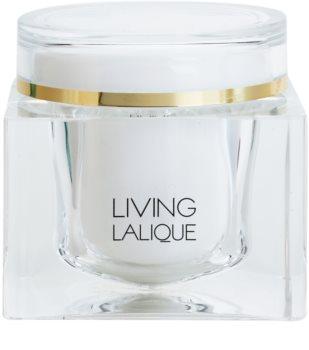 Lalique Living Lalique Body Cream for Women 200 ml