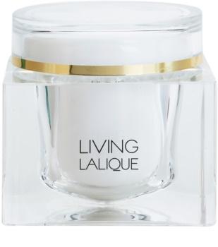 Lalique Living Lalique Körpercreme für Damen 200 ml